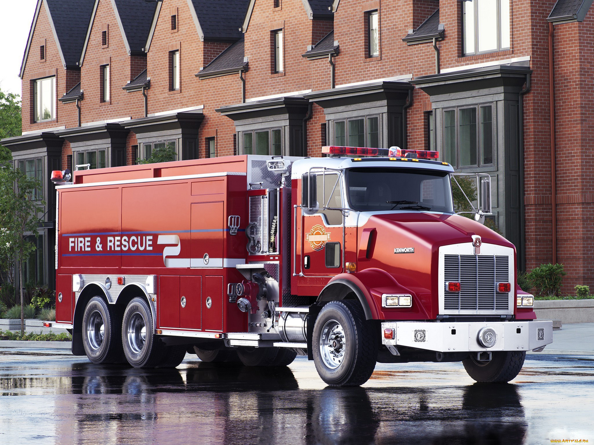 фото пожарной техники высокого разрешения наутиз